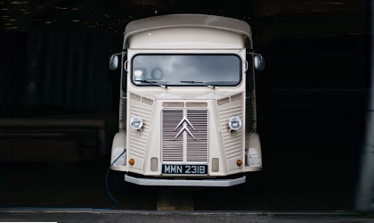 Flo the Coffee Van